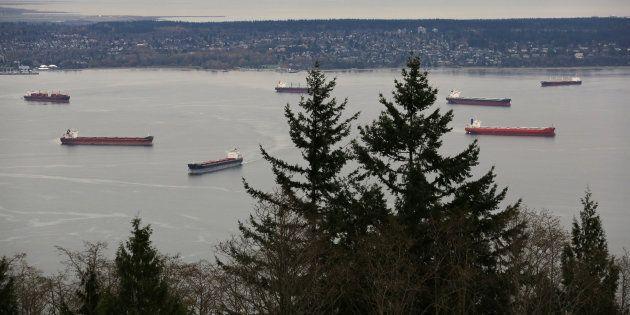 L'ONÉ conclut dans sa deuxième évaluation que le transport maritime associé au projet serait susceptible...