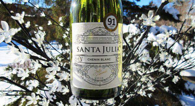 Chenin blanc de Santa Julia
