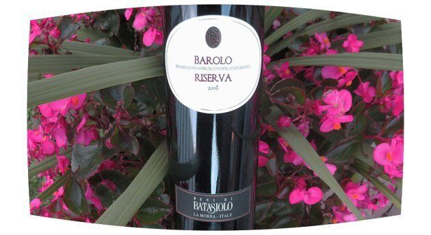 Barolo Riserva, Beni di Batasiolo, Piémont, Italie