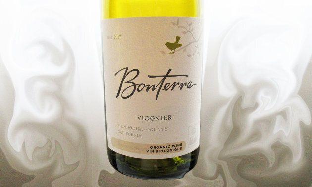 Viognier de Bonterra vineyards