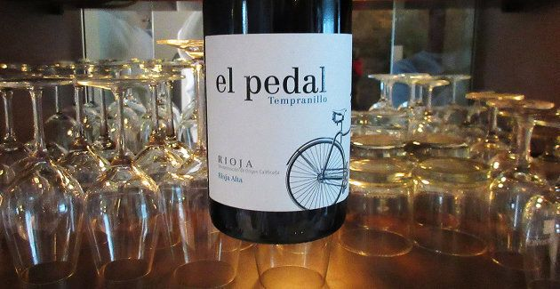 Tempranillo, El Pedal, Rioja,