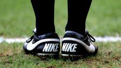 La qualité des chaussures Nike remise en