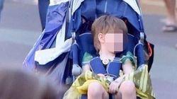 Adele laisse son fils porter une robe de «La Reine Des Neiges» à Disney