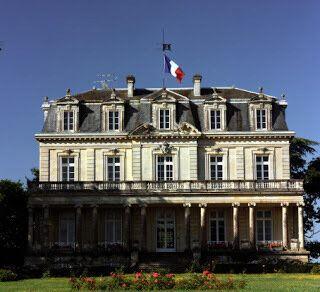 Un bon vin d'un château réputé de Bordeaux pour 25