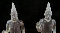 Vous pouvez imprimer en 3D les statues saccagées par