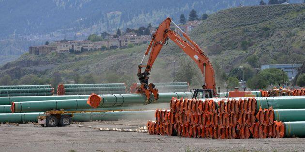L'Office national de l'énergie recommande au gouvernement d'approuver le prolongement de l'oléoduc Trans