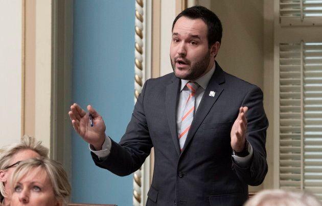 Le ministre de la Famille, Mathieu Lacombe, n'a pas l'intention de jeter à la poubelle les 11 000 places...