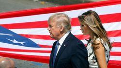 Pour la fête nationale, Donald Trump annonce son «Salut à