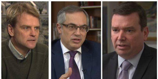 Trois ex-ministres conservateurs brisent le