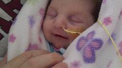 Un bébé atteint d'une maladie rare a fait avancer la