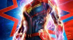BLOGUE Voici «Captain Marvel», la première et toute puissante super-héroïne de l'univers