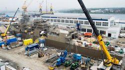 Industrie navale : Ottawa navigue en eaux