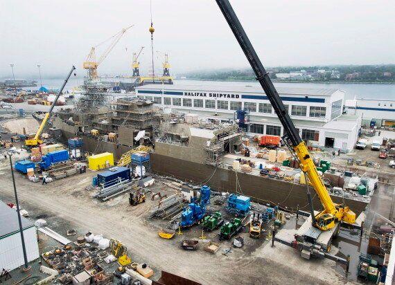 Industrie navale canadienne : Ottawa navigue en eaux
