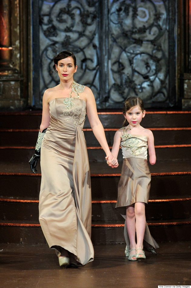 Josefa da Silva célèbre la diversité à la semaine de mode de New