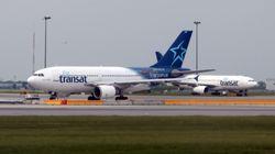 Un avion d'Air Transat atterrit d'urgence à