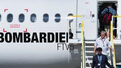 Bombardier: Couillard se félicite, l'opposition hostile