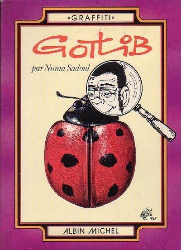 «Entretien avec Gotlib», des bulles et du