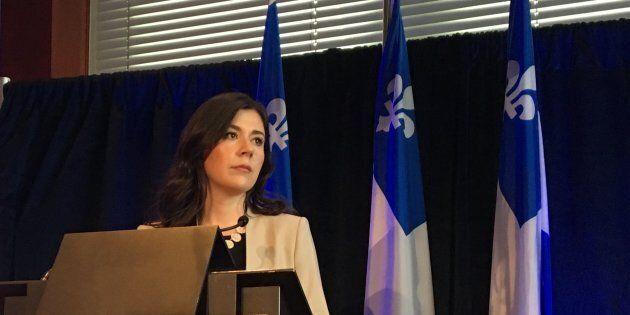 On pourrait penser que le temps est venu de prendre acte de la réalité: le Parti québécois est en chute...