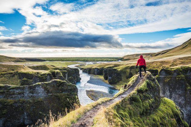 Islande: un canyon popularisé par Justin Bieber barré aux