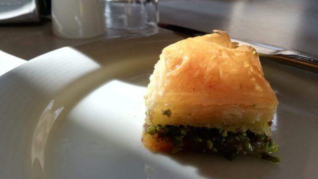 Le MEILLEUR baklava que j'ai mangé à