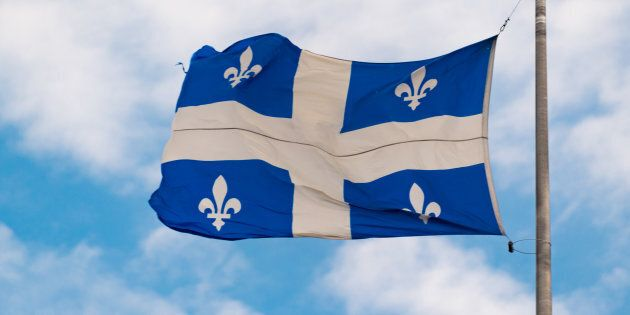 Voici un parti politique qui dit avoir comme objectif fondamental l'indépendance du Québec, et qui ne...