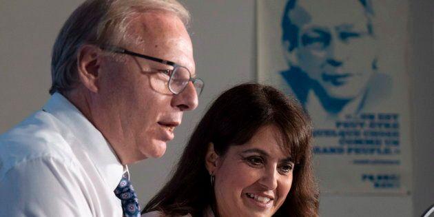 Miné par des querelles intestines récurrentes, pour bien des Québécois, le PQ c'est le parti de toutes les chicanes. Deux référendums perdus lui ont collé aussi une étiquette de «loser».