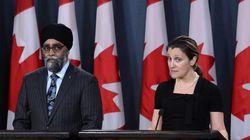 Le Canada prolonge ses missions militaires en Ukraine et en