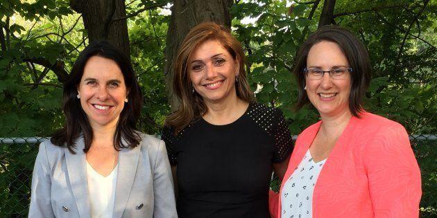 Élections: Projet Montréal recrute une Syrienne dans