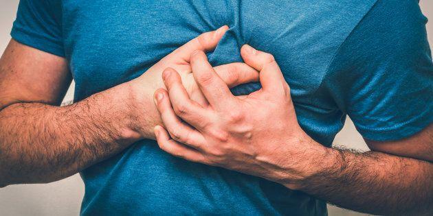 Le nombre de crises cardiaques causées par la chaleur est en