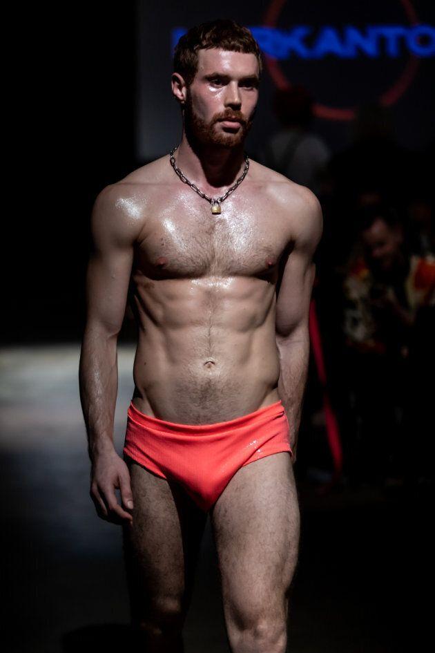 Denis Gagnon plus coloré et inclusif que jamais pour Fashion