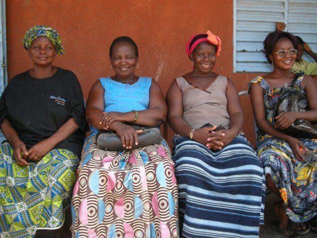 Une de mes photos préférées, simplement parce que ces femmes sont