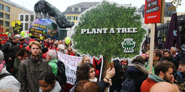 Combien de personnes savent que COP 23 a présentement lieu à Bonn sous la présidence du premier ministre...