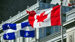 Le bilinguisme pas une préoccupation des Canadiens, mis à part des