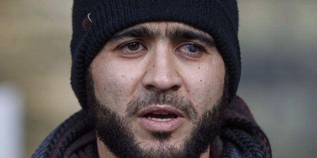 Omar Khadr (13 décembre