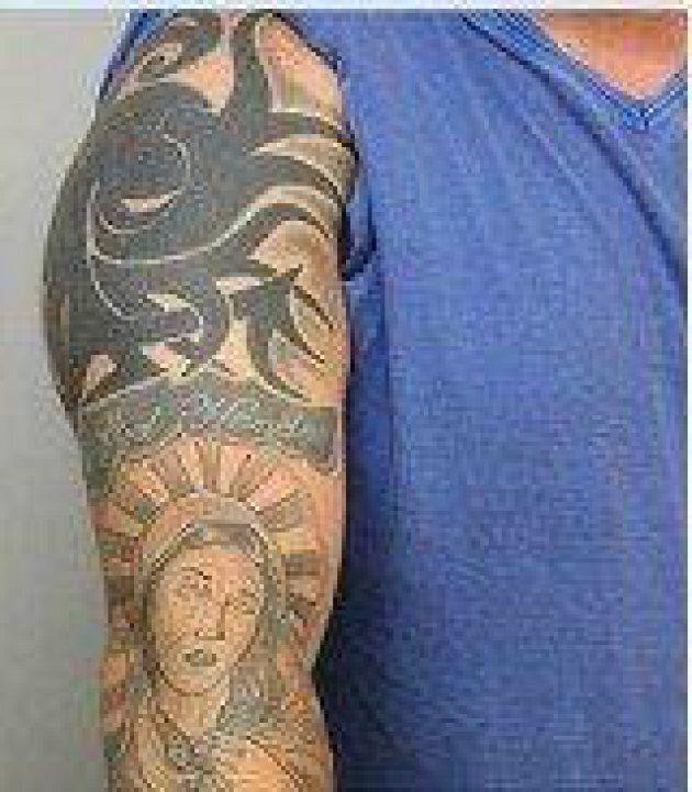 Le tatouage de Frédérick