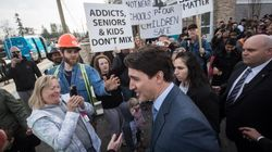 Justin Trudeau a eu un entretien «cordial» avec Jody
