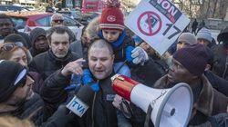 La rencontre entre François Bonnardel et l'industrie du taxi n'a rien