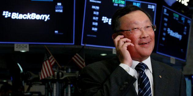 John Chen, PDG de