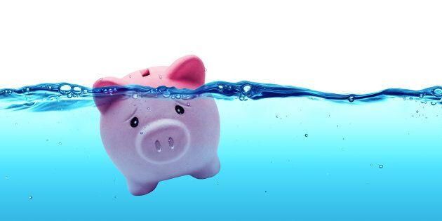Près de 4 Québécois sur 10 ne peuvent payer leurs comptes