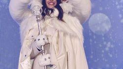 Le Carnaval de Québec a couronné sa reine, la duchesse de