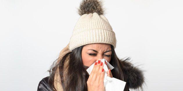Votre manteau d'hiver pourrait être la cause de votre