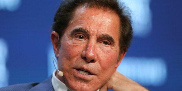 Le magnat des casinos Steve Wynn quitte ses fonctions au parti