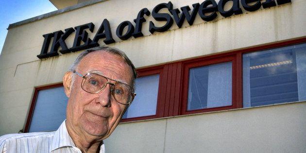 Ingvar Kamprad, en