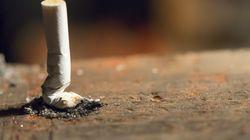 Les fumeurs sont mis au défi d'écraser pendant au moins 6
