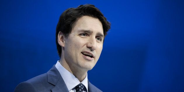 Justin Trudeau dit tout son appui à #moiaussi en l'absence de Kent