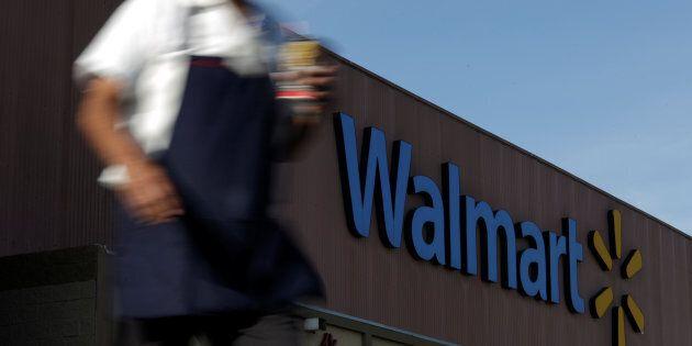 Walmart: aujourd'hui, la madame est