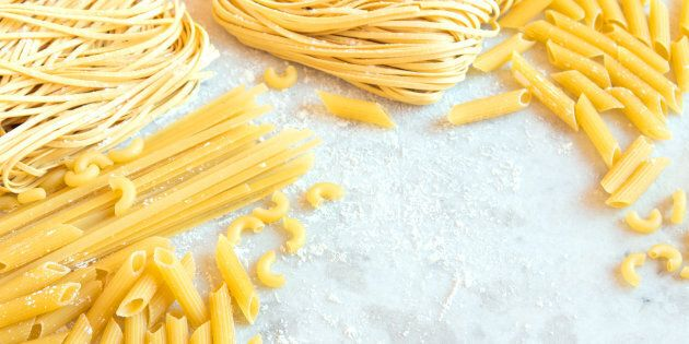 Manger des pâtes pourrait aider à perdre du poids, selon une