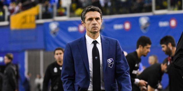 L'entraîneur Rémi