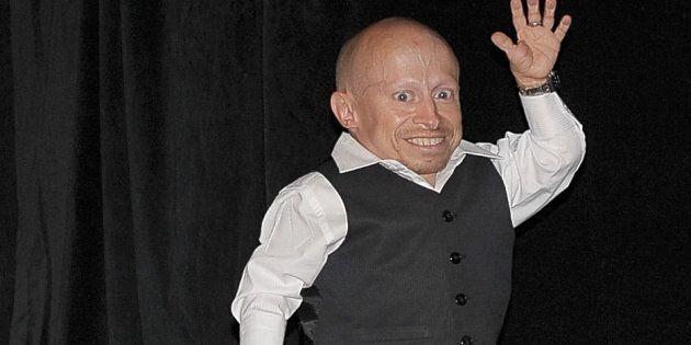 Verne J. Troyer, Mini-Moi dans «Austin Powers», est