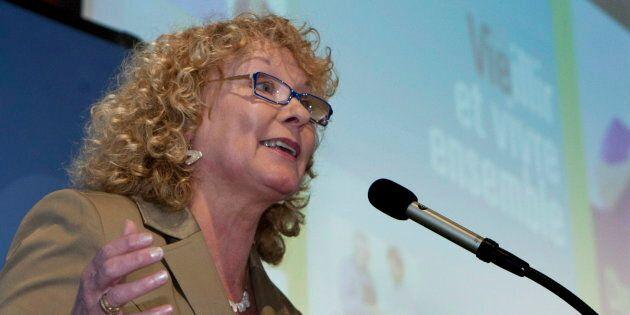 L'ex-ministre libérale Marguerite Blais se présentera pour la
